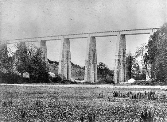 The second Trenance Viaduct
