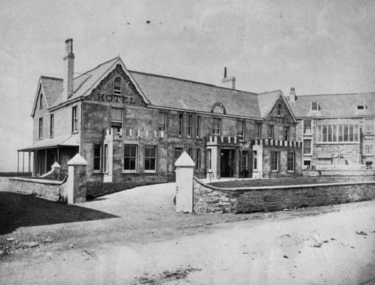 Great Western Hotel  c1890