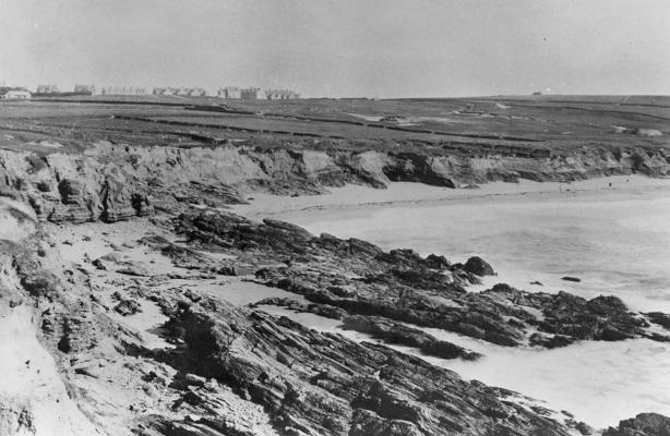 Fistral Beach Late 19th Century