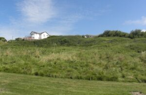 St Mawgan Porth Medieval Village - Before any work by NOCAG in 2014